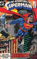 ADVENTURES OF SUPERMAN #450 NM-