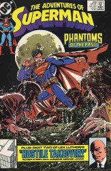 ADVENTURES OF SUPERMAN #453NM-