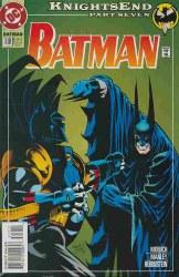 BATMAN (1940) #510 NM-
