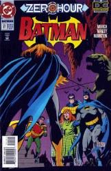 BATMAN (1940) #511 NM-