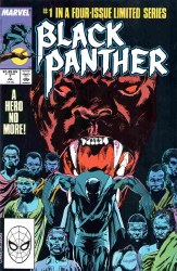 BLACK PANTHER (1988) #1 (OF 4)NM-