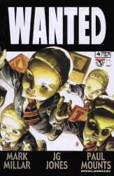 WANTED #4 NM