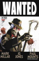 WANTED #5 NM