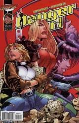 DANGER GIRL (1998) #6 NM CVR C