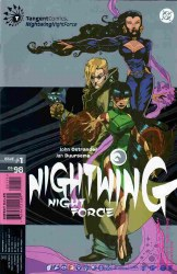 TANGENT COMICS NIGHTWING: NIGHT FORCE #1 NM