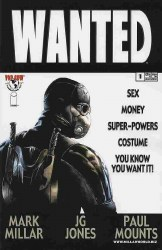 WANTED #1 NM