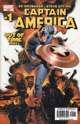 CAPTAIN AMERICA (2004) #01