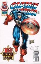 CAPTAIN AMERICA (1996) #01