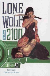 LONE WOLF 2100 #9
