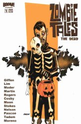 ZOMBIE TALES THE DEAD #1