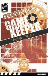 GAMEKEEPER JONATHAN HICKMAN COVER #2