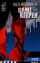 GAMEKEEPER JOHN CASSADAY COVER #4