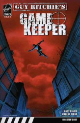GAMEKEEPER JOHN CASSADAY COVER #5