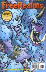 FREE REALMS #10 (OF 12)