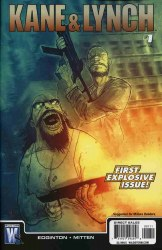 KANE AND LYNCH #1 (OF 6) (MR)