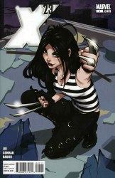 X-23 (2010) #01