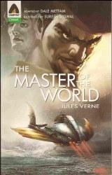 JULES VERNE MASTER OF WORLD CAMPFIRE GN