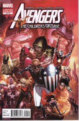 AVENGERS CHILDRENS CRUSADE #9 (OF 9)