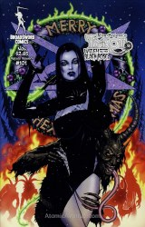 TAROT WITCH OF THE BLACK ROSE #101 (MR) A CVR