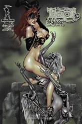 TAROT WITCH OF THE BLACK ROSE #105 (MR) B CVR