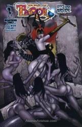TAROT WITCH OF THE BLACK ROSE #105 (MR) A CVR