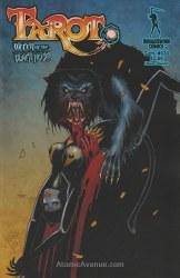 TAROT WITCH OF THE BLACK ROSE #106 (MR) B CVR