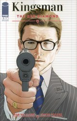 KINGSMAN RED DIAMOND #1 (OF 6) RETAILER APPRECIATION VAR