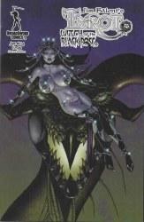 TAROT WITCH OF THE BLACK ROSE #114 (MR) A CVR