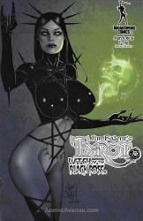 TAROT WITCH OF THE BLACK ROSE #115 (MR) B CVR