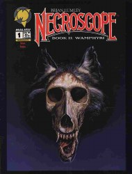 NECROSCOPE BOOK II: WAMPHYRI #1 NM