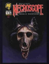NECROSCOPE BOOK II: WAMPHYRI #1 NM