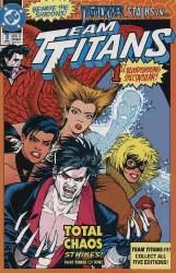 TEAM TITANS (CVR C) #1 NM