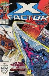 X-FACTOR #51 NM-