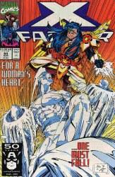 X-FACTOR #64 NM-