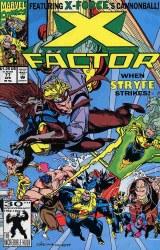 X-FACTOR #77 NM-