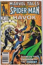 MARVEL TALES (1964) #205 VG