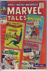 MARVEL TALES (1964) #007 VG/FN