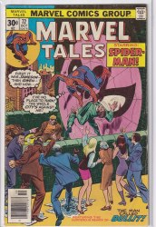 MARVEL TALES (1964) #072 VG