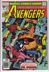 AVENGERS (1963) #156 VF-