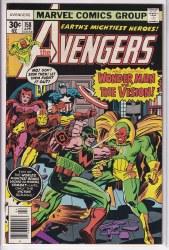 AVENGERS (1963) #158 VF+