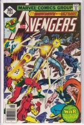 AVENGERS (1963) #162 FN+