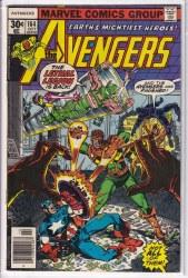 AVENGERS (1963) #164 VG+
