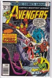 AVENGERS (1963) #168 VF-