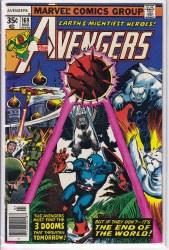 AVENGERS (1963) #169 VF