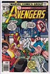 AVENGERS (1963) #170 VF-