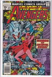 AVENGERS (1963) #171 VF-