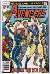 AVENGERS (1963) #173 NM-