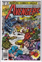 AVENGERS (1963) #182 VF+