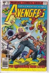 AVENGERS (1963) #183 FN/VF