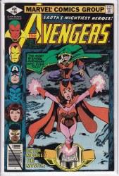 AVENGERS (1963) #186 VF-